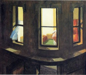 Painting by Edward Hopper
